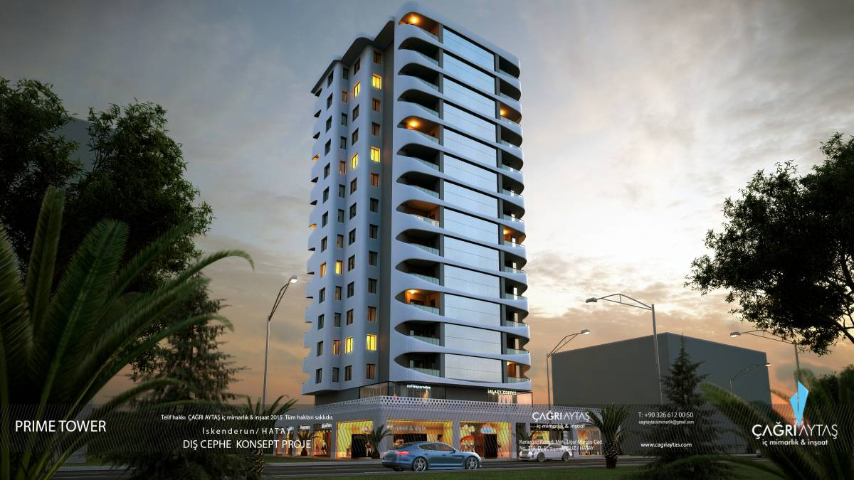 Prime Tower iskenderun